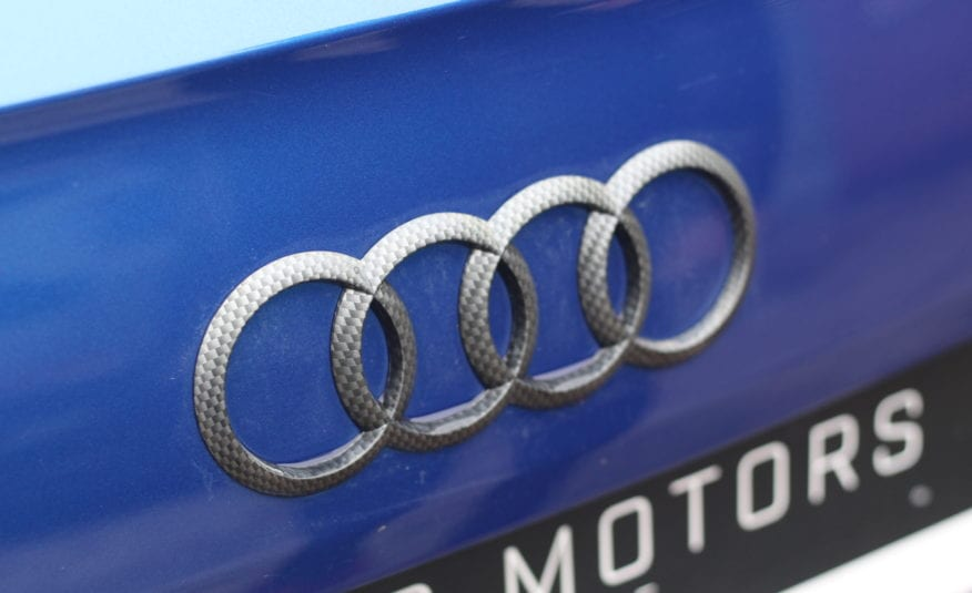 2013 (63) Audi A6 Avant 2.0 TDI Black Edition Multitronic 5dr