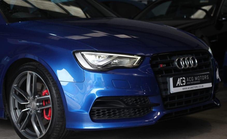 2015 (15) Audi S3 2.0 TFSI S Tronic quattro 4dr