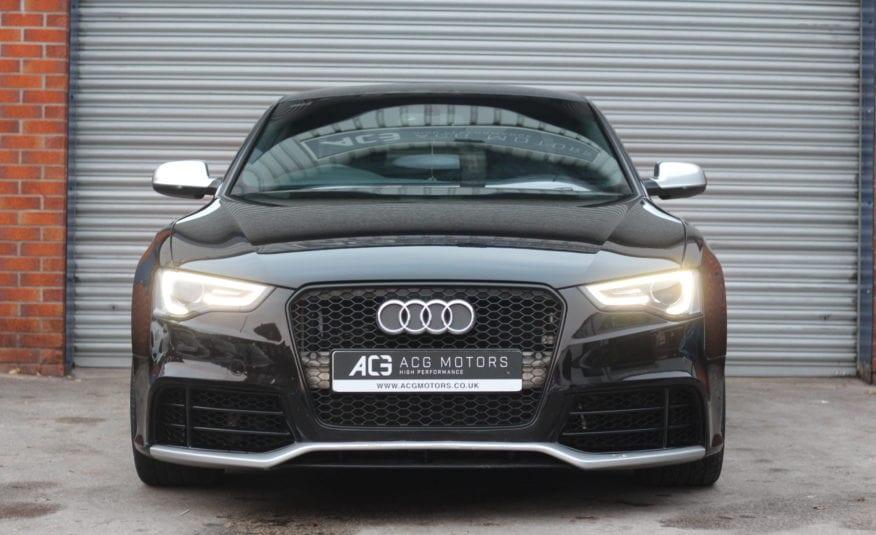 2012 (62) Audi S5 3.0 TFSI Black Edition S Tronic quattro 3dr