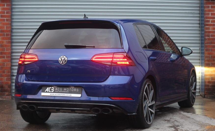 2017 (17) Volkswagen Golf 2.0 TSI BlueMotion Tech R DSG 4Motion (s/s) 5dr