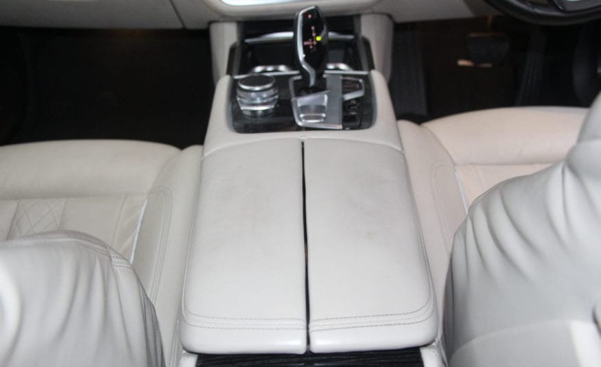 2015 (65) BMW 7 Series 3.0 730d M Sport Auto xDrive (s/s) 4dr