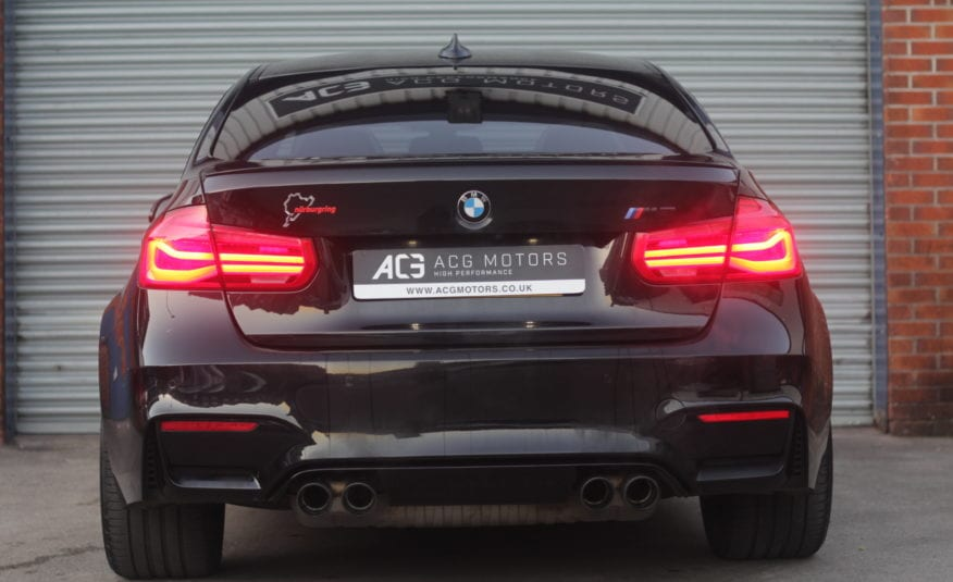 2016 (66) BMW M3 3.0 BiTurbo Competition Pack DCT (s/s) 4dr