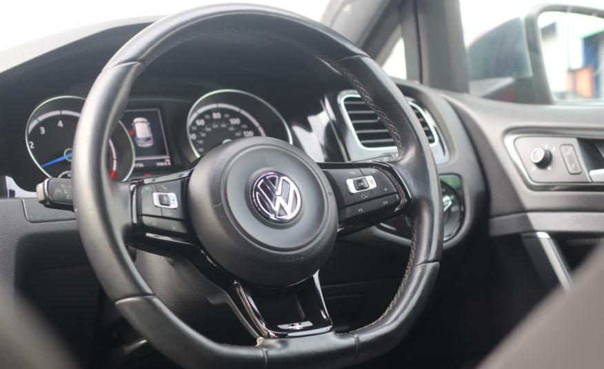 2014 (14) Volkswagen Golf 2.0 TSI R 4MOTION 5dr