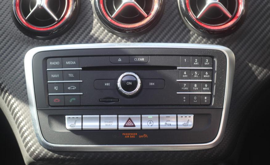 2016 (16) Mercedes-Benz A Class 2.0 A250 AMG (Premium) 7G-DCT 4MATIC (s/s) 5dr
