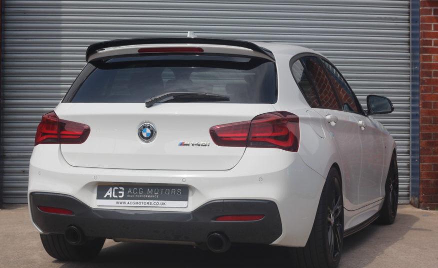 2018 (68) BMW 1 Series 3.0 M140i GPF Shadow Edition Sports Hatch Auto (s/s) 5dr