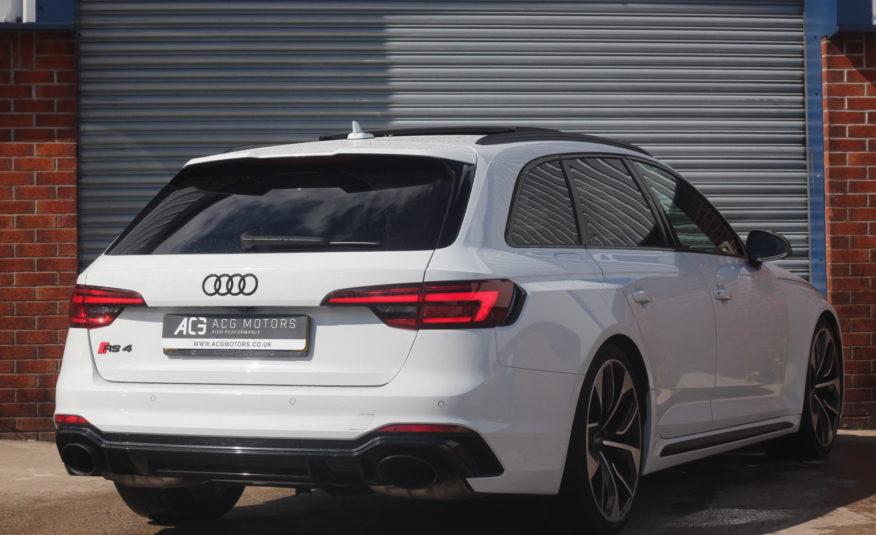 2019 (19) Audi RS4 Avant 2.9 TFSI V6 Sport Edition Avant Tiptronic quattro (s/s) 5dr