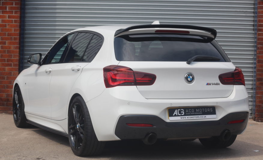 2018 (68) BMW 1 Series 3.0 M140i GPF Shadow Edition Sports Hatch Auto (s/s) 5dr