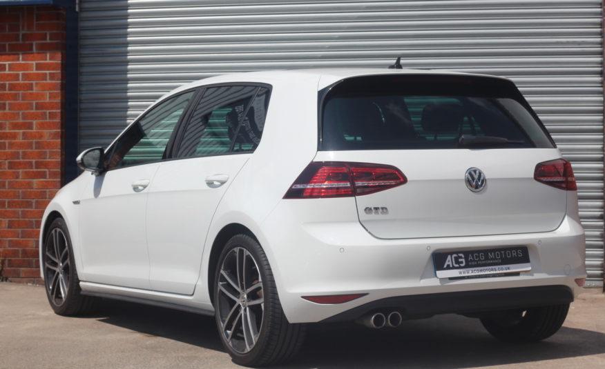 2015 (65) Volkswagen Golf 2.0 TDI BlueMotion Tech GTD DSG 5dr