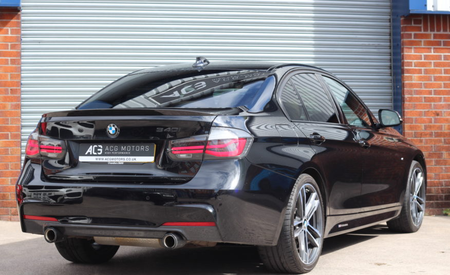 2018 (67) BMW 3 Series 3.0 340i M Sport Shadow Edition Auto (s/s) 4dr