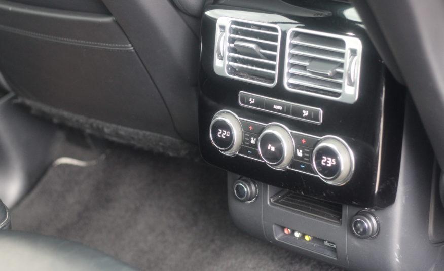2015 (15) Land Rover Range Rover 4.4 SD V8 Autobiography Auto 4WD (s/s) 5dr