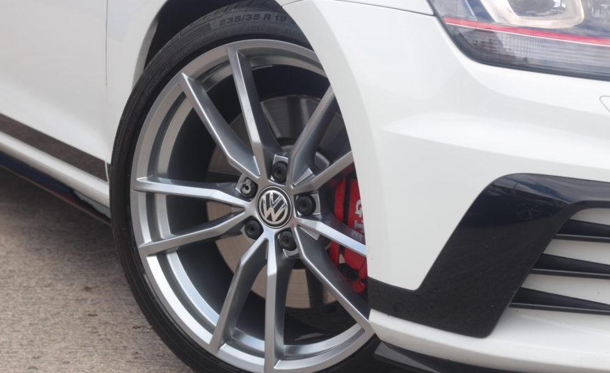 2017 (17) Volkswagen Golf 2.0 TSI BlueMotion Tech GTI Clubsport Edition 40 DSG (s/s) 5dr