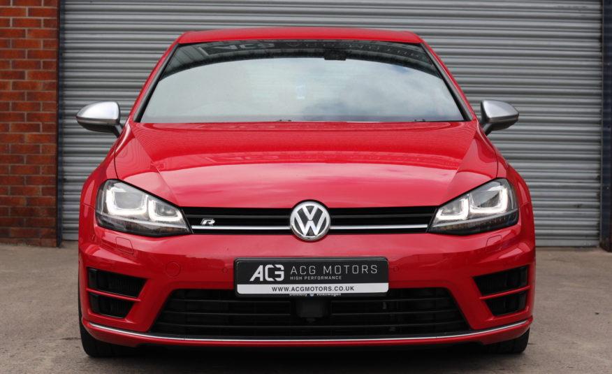 2015 (64) Volkswagen Golf 2.0 TSI BlueMotion Tech R DSG 4MOTION (s/s) 5dr
