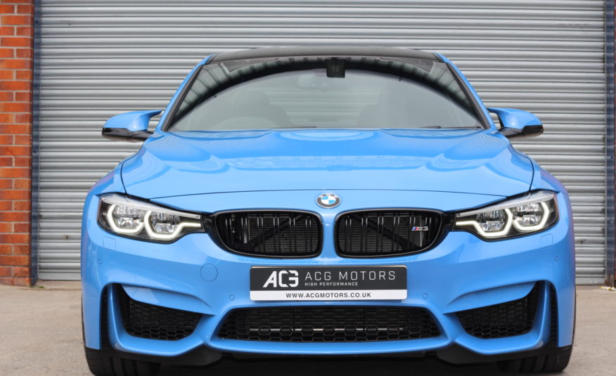 2017 (67) BMW M3 3.0 BiTurbo Competition Pack DCT (s/s) 4dr