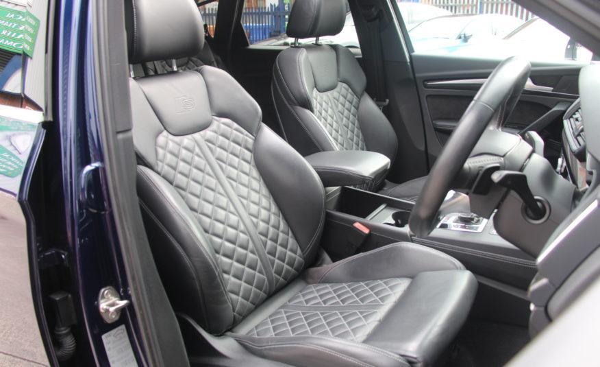 2017 (67) Audi SQ5 3.0 TFSI V6 Tiptronic quattro (s/s) 5dr