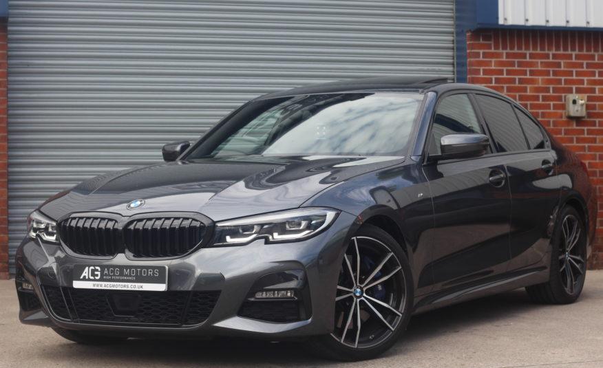 2019 (19) BMW 3 Series 2.0 320d M Sport Auto (s/s) 4dr