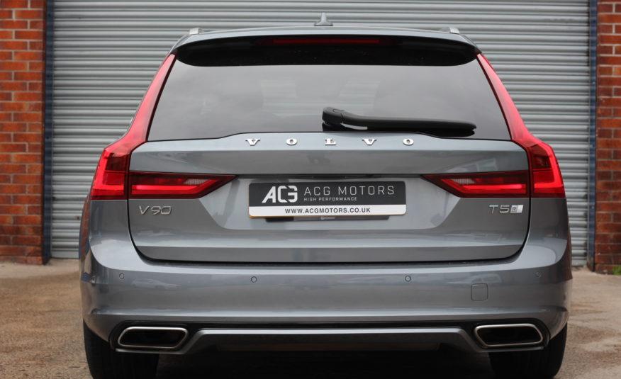 2019 (19) Volvo V90 2.0 T5 R-Design Pro Auto (s/s) 5dr