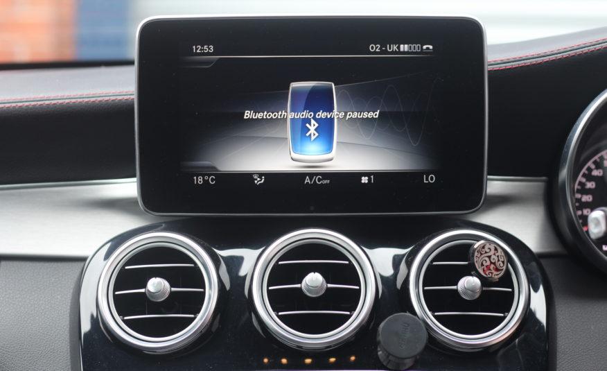 2017 (17) Mercedes-Benz C Class 3.0 C43 V6 AMG (Premium Plus) G-Tronic+ 4MATIC (s/s) 2dr