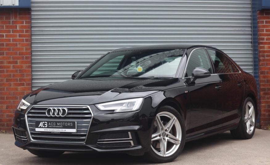 2016 (66) Audi A4 2.0 TFSI S line S Tronic (s/s) 4dr