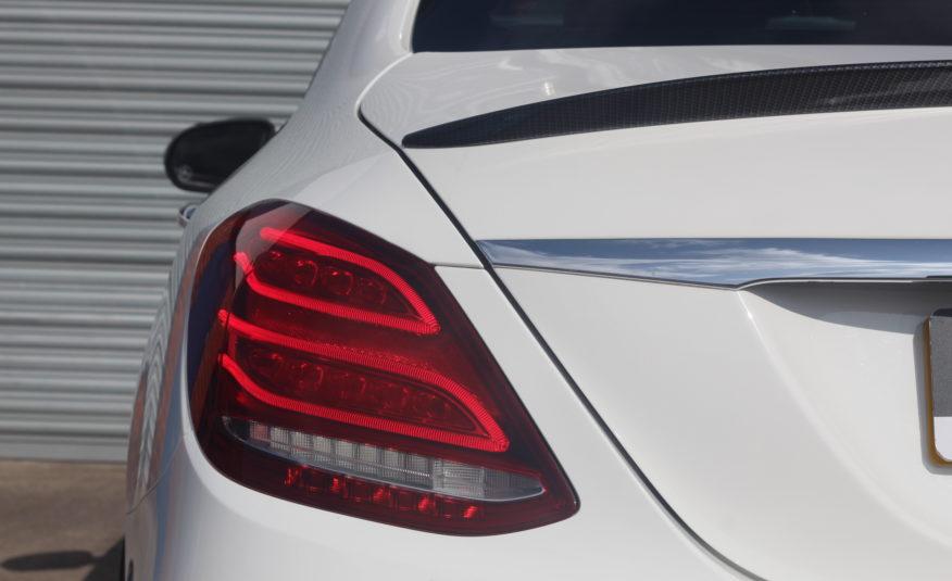2015 (15) Mercedes-Benz C Class 2.1 C220d AMG Line (Premium Plus) 7G-Tronic+ (s/s) 4dr
