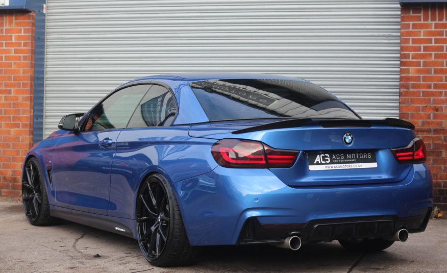 2015 (15) BMW 4 Series 2.0 420d M Sport 2dr