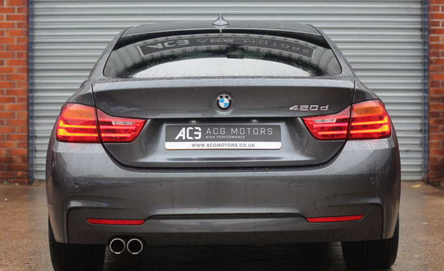 2015 (15) BMW 4 Series Gran Coupe 2.0 420d M Sport Gran Coupe (s/s) 5dr