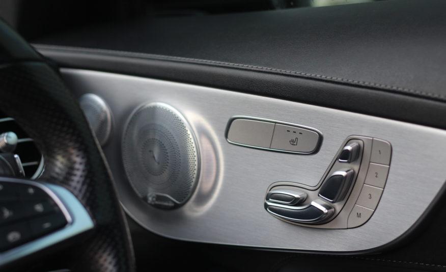 2017 (67) Mercedes-Benz C Class 4.0 C63 V8 BiTurbo AMG (Premium) SpdS MCT (s/s) 2dr