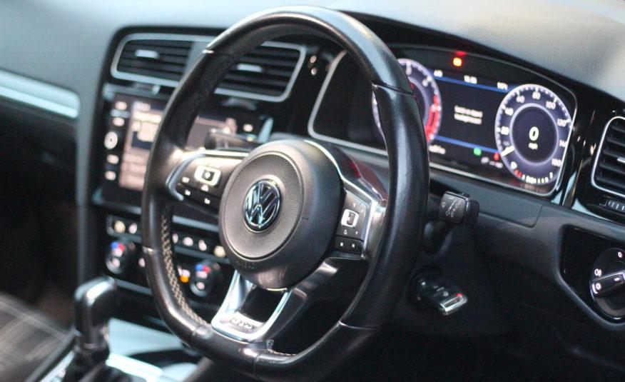 2017 (17) Volkswagen Golf 2.0 TDI BlueMotion Tech GTD DSG (s/s) 5dr