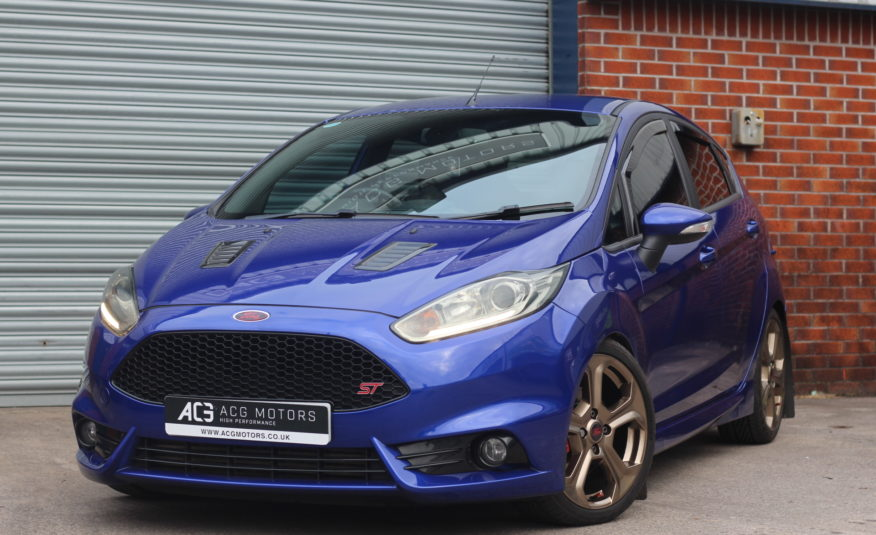 2017 (17) Ford Fiesta 1.6 EcoBoost ST-3 5dr
