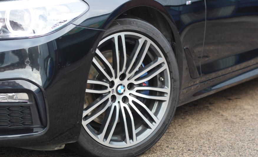 2017 (67) BMW 5 Series 3.0 530d M Sport Touring Auto xDrive (s/s) 5dr