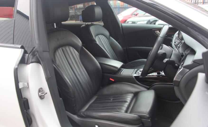 2015 (65) Audi A7 3.0 TDI V6 Black Edition Sportback S Tronic quattro (s/s) 5dr