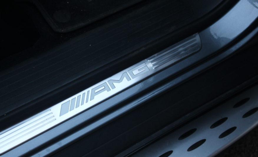 2017 (67) Mercedes-Benz GLE Class 3.0 GLE43 V6 AMG (Premium) G-Tronic 4MATIC (s/s) 5dr