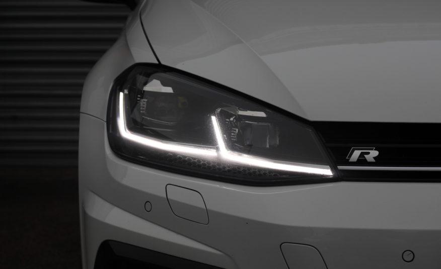 2018 (18) Volkswagen Golf 2.0 TSI R DSG 4Motion (s/s) 5dr