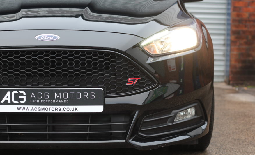 2018 (18) Ford Focus 2.0T EcoBoost ST-2 (s/s) 5dr