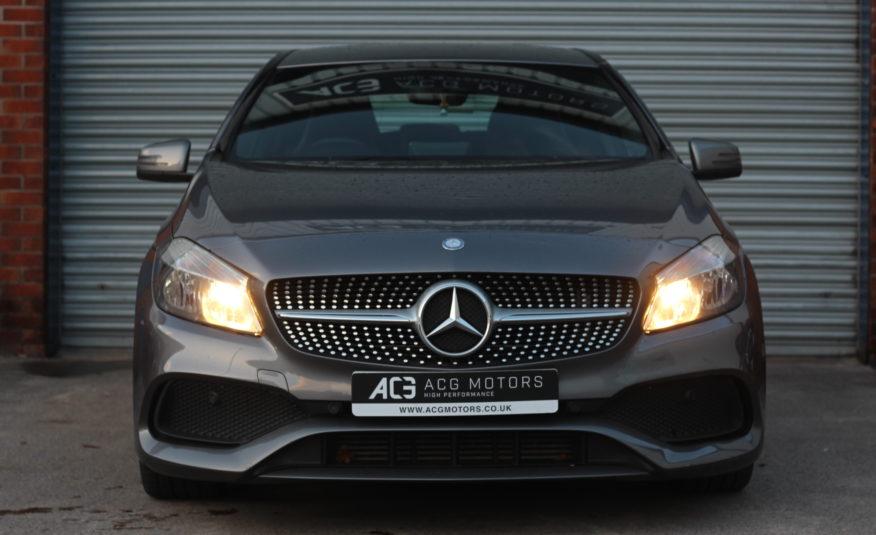 2016 (16) Mercedes-Benz A Class 2.1 A200d AMG Line 7G-DCT (s/s) 5dr