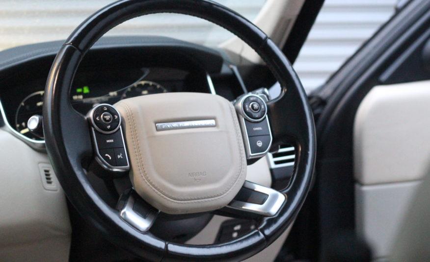 2014 (14) Land Rover Range Rover 4.4 SD V8 Autobiography Auto 4WD 5dr LWB