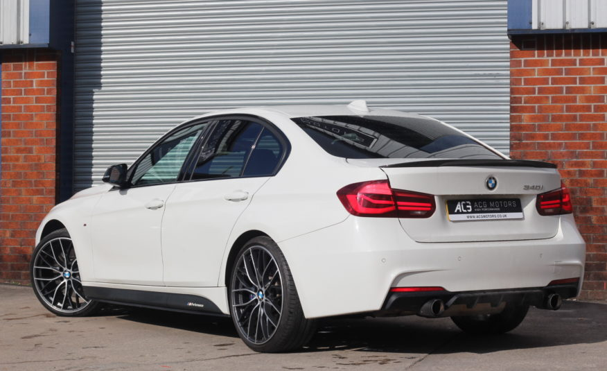 2018 (18) BMW 3 Series 3.0 340i M Sport Shadow Edition Auto (s/s) 4dr