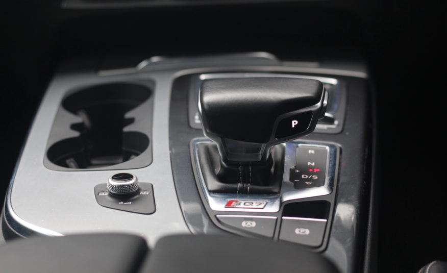 2017 (67) Audi SQ7 4.0 TDI V8 Tiptronic quattro (s/s) 5dr