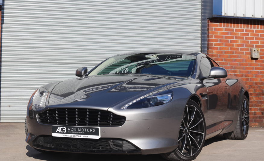 2016 (16) Aston Martin DB9 5.9 GT Touchtronic II 2dr