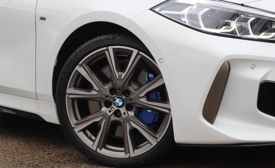 2019 (69) BMW 1 Series 2.0 M135i Auto xDrive (s/s) 5dr