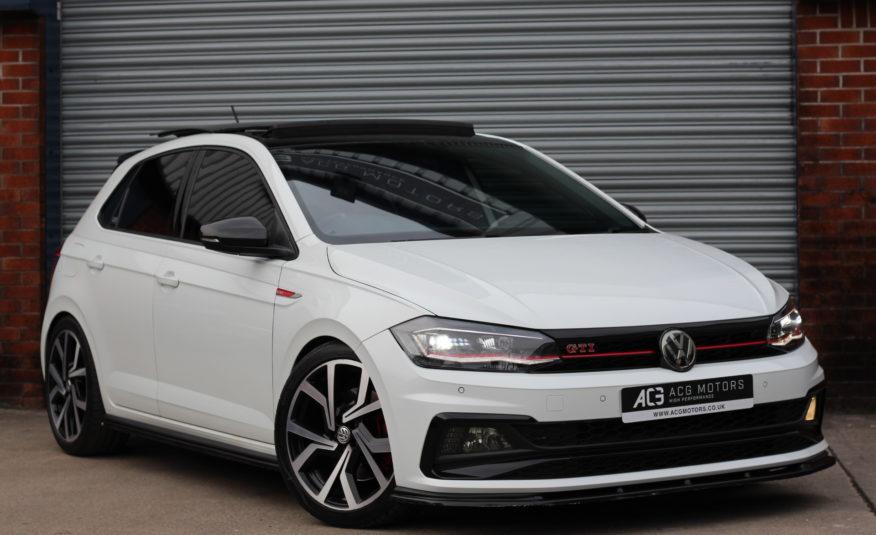 2019 (19) Volkswagen Polo 2.0 TSI GTI+ DSG (s/s) 5dr