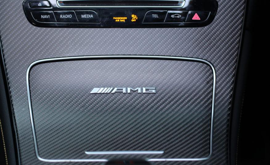 2018 (68) Mercedes-Benz GLC Class 4.0 GLC63 V8 BiTurbo AMG S Edition 1 SpdS MCT 4MATIC+ (s/s) 5dr