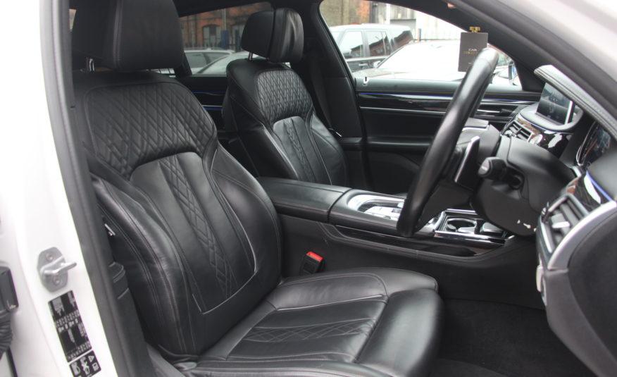 2016 (65) BMW 7 Series 3.0 730d M Sport Auto xDrive (s/s) 4dr