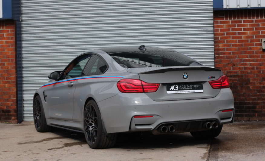 2018 (18) BMW M4 3.0 BiTurbo Competition DCT (s/s) 2dr
