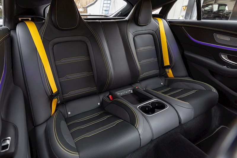 2019 (19) Mercedes-Benz AMG GT 4.0 63 V8 BiTurbo S Edition 1 SpdS MCT 4MATIC+ (s/s) 4dr
