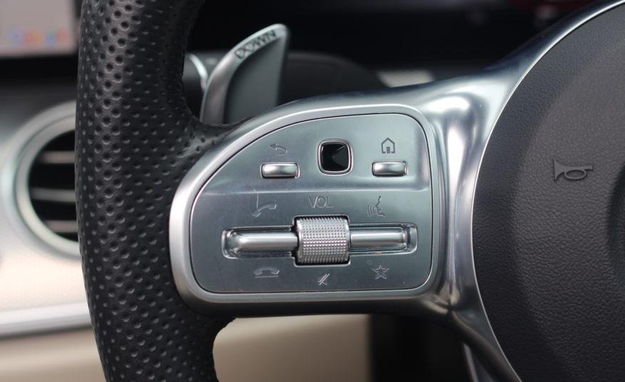 2018 (68) Mercedes-Benz E Class 4.0 E63 BiTurbo V8 AMG SpdS MCT 4MATIC+ (s/s) 4dr