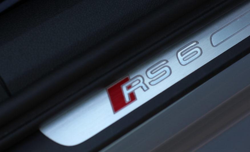 2015 (65) Audi RS6 Avant 4.0 TFSI V8 Avant Tiptronic quattro (s/s) 5dr
