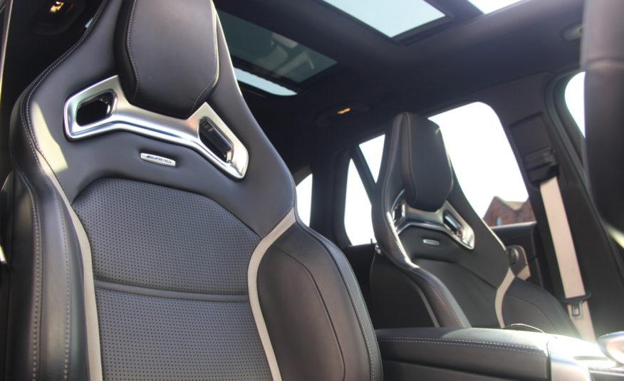 2018 (68) Mercedes-Benz GLC Class 4.0 GLC63 V8 BiTurbo AMG S (Premium) SpdS MCT 4MATIC+ (s/s) 5dr