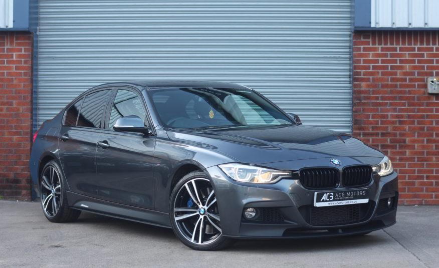 2016 (66) BMW 3 Series 3.0 335d M Sport Auto xDrive (s/s) 4dr