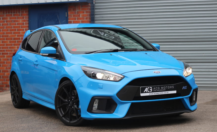 2016 (66) Ford Focus 2.3T EcoBoost RS AWD (s/s) 5dr