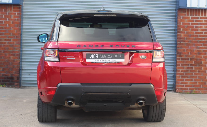 2015 (64) Land Rover Range Rover Sport 3.0 SD V6 Autobiography Dynamic 4X4 (s/s) 5dr